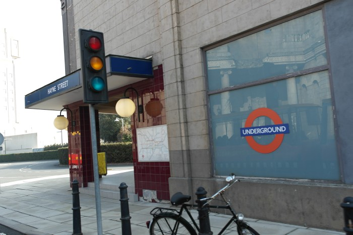 Tram Tour Behind the Magic London