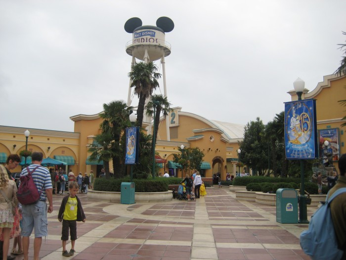 Disneyland Walt Disney Studios