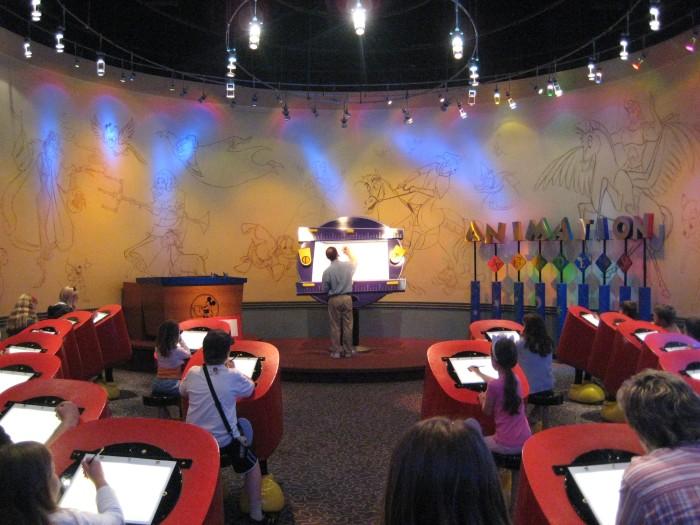 Walt Disney Studios Animation