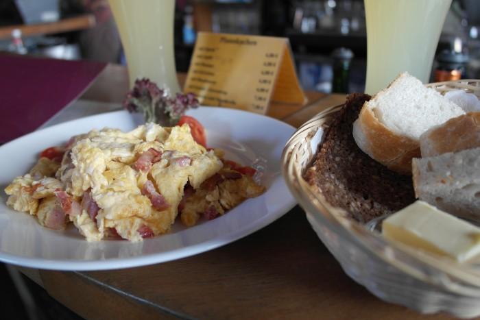 Bistro Zicke Frühstück