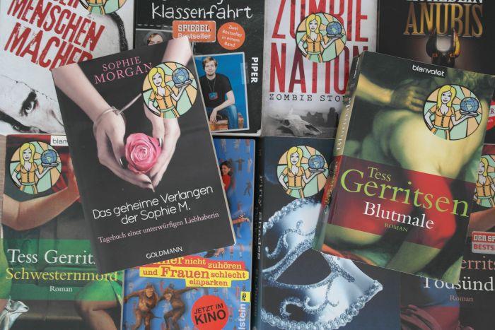 Caros Bücherregal auf Weltreise – Teil 2