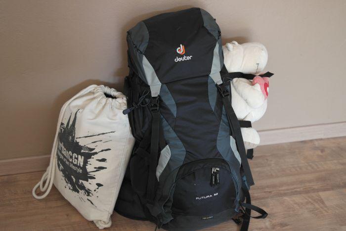 Minimalistische Packliste, um mit der Sonne zu reisen