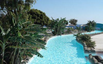 Faliraki auf Rhodos: Adrenalin-Kick in einem von Europas größten Wasserparks