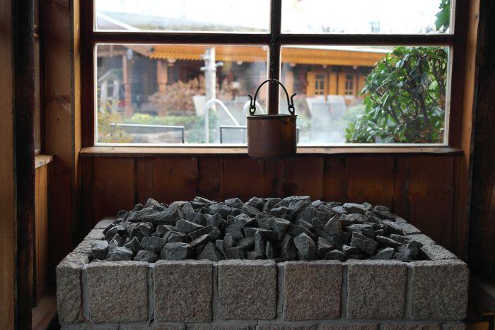 Leben à la carte: Ofen Saunawelt H2O Herford