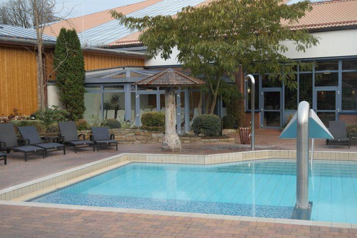 Leben à la carte: Pool Saunawelt H2O Herford
