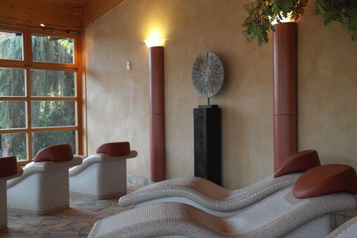 Leben à la carte: Wärmeliegen Saunawelt H2O Herford