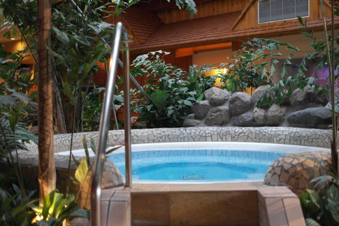 Leben à la carte: Whirlpool Saunawelt H2O Herford