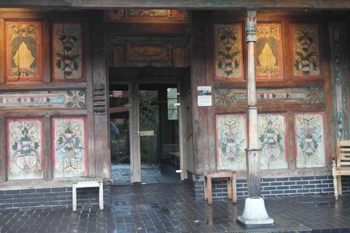 Leben à la carte: Pagodensauna Bali Therme Bad Oeynhausen