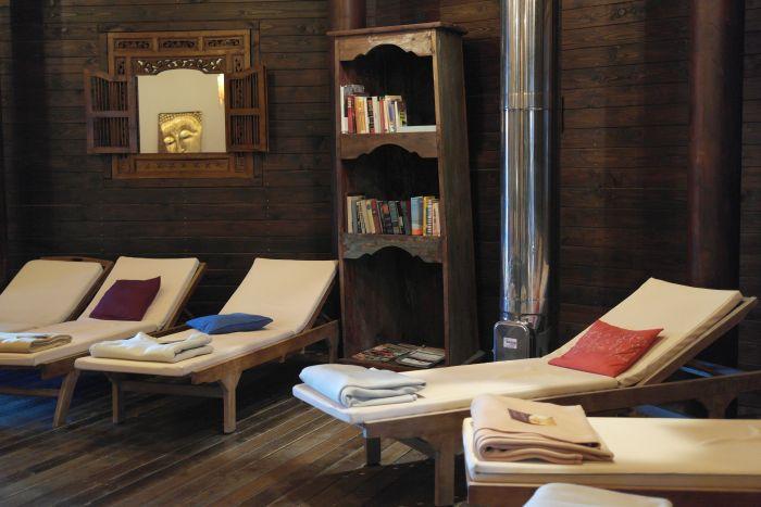 Leben à la carte: Ruheraum in der Bali Therme Bad Oeynhausen