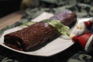 Ein kulinarischer Ausflug nach Frankreich: Meine erste Bûche de Noël – Bon appétit!