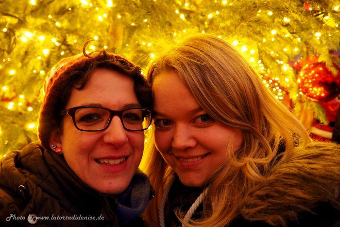 Leben à la carte: Weihnachtsmarkt Köln mit Denise
