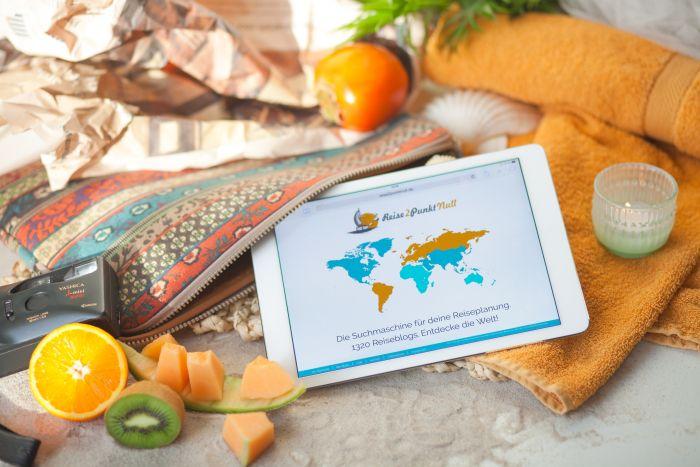 Voilà... Reise2PunktNull: Die Suchmaschine für Reiseblogartikel - So planst du deine Reise!