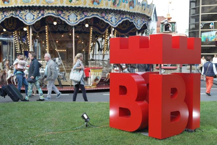 Leinewebermarkt 2017: Von Street Food, Gesangseinlagen und einem grandiosen Blick über Bielefeld