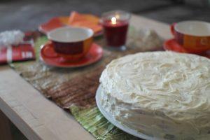 White Cake aus Django Unchained: Eine Geburtstagstorte für meinen Göttergatten