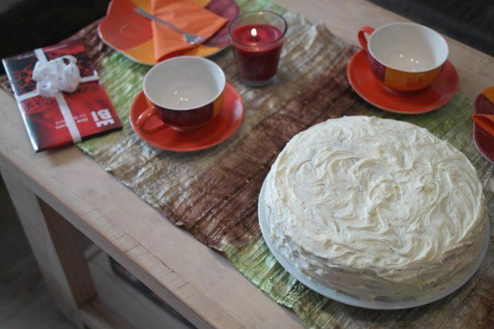 White Cake Django Rezept