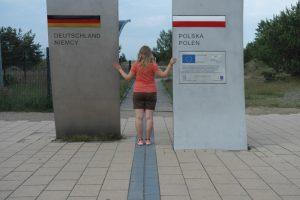 Zu Fuß nach Swinemünde: Eine Wanderung von Deutschland nach Polen