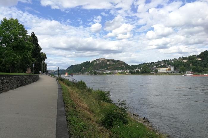 Koblenz: Eine traumhafte Stadt zwischen Rhein, Mosel und Weinbergen (Roadtrip Teil 1)