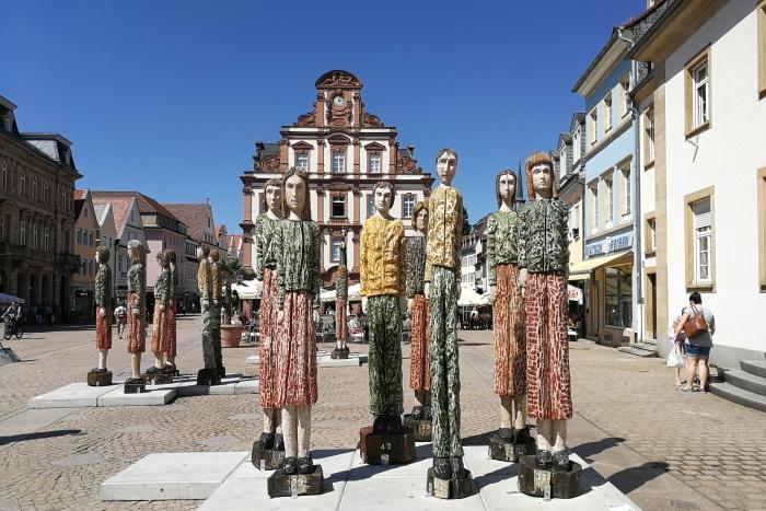 Speyer: Entspannte Sommerabende in der romantischen Altstadt (Roadtrip Teil 2)