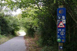 Camino Francés: Marsch durch die Vorhölle zwischen Roncesvalles und Zubiri (Jakobsweg Etappe 2)