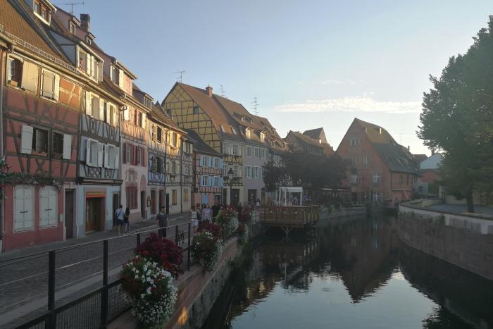 Colmar: Fachwerk, Flammkuchen und französisches savoir-vivre im Elsass (Roadtrip Teil 3)