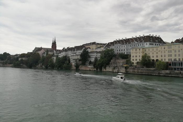 Verregnetes Wochenende in Basel - oder: Wie uns die Schweiz mit ihren Preisen fast in den Ruin trieb (Roadtrip Teil 4)