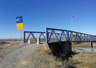 Camino Francés: Kein Bock auf León – und: ein spirituelles Erlebnis in Hospital de Órbigo (Jakobsweg Etappe 24+25)