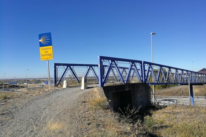 Camino Francés: Kein Bock auf León - und: ein spirituelles Erlebnis in Hospital de Órbigo (Jakobsweg Etappe 24+25)