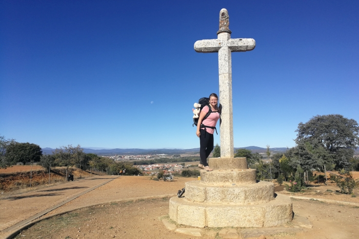 """Camino Francés: Unbändige Energie und ein spontanes """"Scheiß auf den Ruhetag in Astorga"""" (Jakobsweg Etappe 26)"""