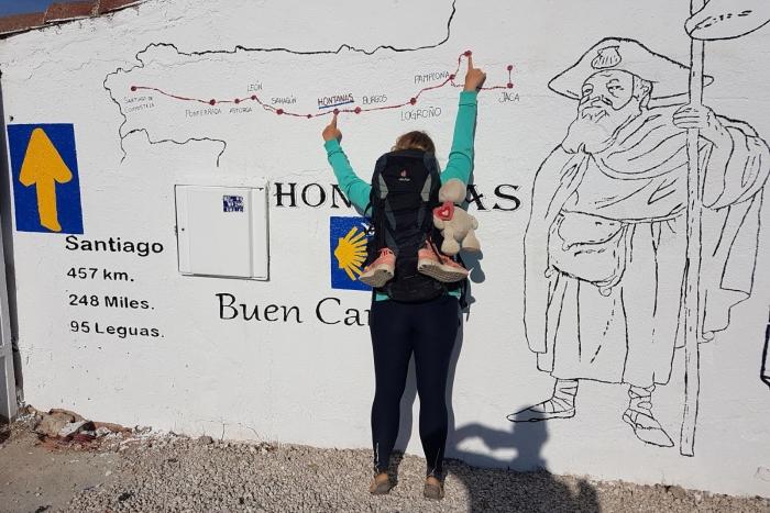 Camino Francés: On the road again – auf dem Weg nach Hornillos und Castrojeriz (Jakobsweg Etappe 16+17)