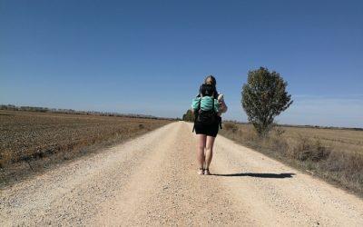 """Camino Francés: Halbzeit und eine letzte gemeinsame Wanderung mit dem """"Grumpy Old Man"""" (Jakobsweg Etappe 20)"""