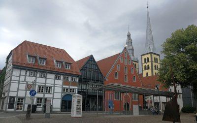 Wandern in Lippe: Auf den Spuren der Prinzen Story (von Detmold über Lemgo nach Bad Salzuflen)